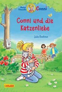 Cover von Conni-Erzählbände 29: Conni und die Katzenliebe