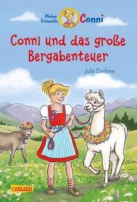 Cover von Conni-Erzählbände 30: Conni und das große Bergabenteuer