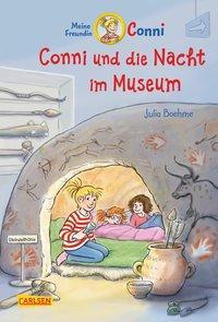 Cover von Conni-Erzählbände 32: Conni und die Nacht im Museum