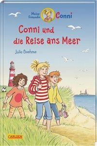 Cover von Conni-Erzählbände 33: Conni und die Reise ans Meer