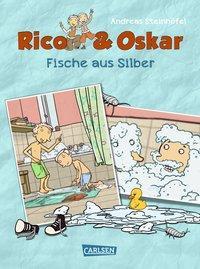 Cover von Rico & Oskar (Kindercomic): Fische aus Silber