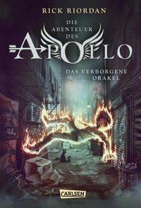 Cover von Die Abenteuer des Apollo 1: Das verborgene Orakel