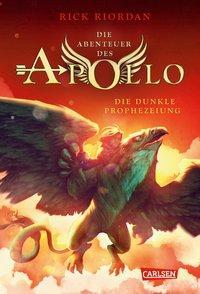 Cover von Die Abenteuer des Apollo 2: Die dunkle Prophezeiung