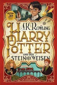 Cover von Harry Potter und der Stein der Weisen (Harry Potter 1)