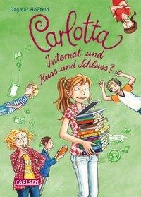 Cover von Carlotta 8: Carlotta – Internat und Kuss und Schluss?
