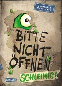 Cover von Bitte nicht öffnen 2: Schleimig!