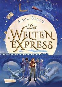 Cover von Der Welten-Express 1 (Der Welten-Express 1)