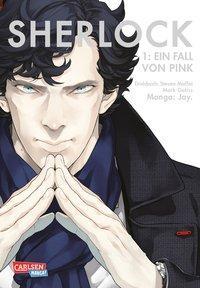 Cover von Sherlock 1