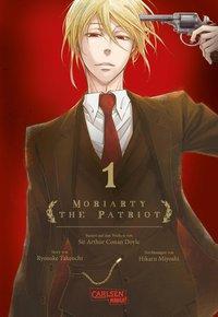 Cover von Moriarty the Patriot 1