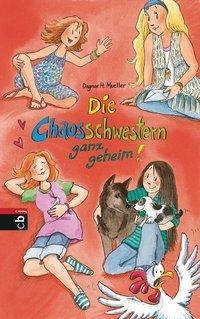 Cover von Die Chaosschwestern ganz geheim!
