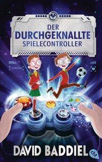 Cover von Der durchgeknallte Spielecontroller
