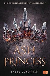 Cover von Ash Princess