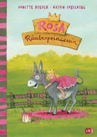 Cover von Rosa Räuberprinzessin
