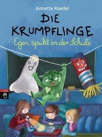 Cover von Die Krumpflinge - Egon spukt in der Schule