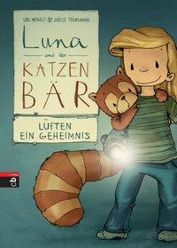 Cover von Luna und der Katzenbär lüften ein Geheimnis