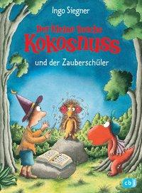 Cover von Der kleine Drache Kokosnuss und der Zauberschüler