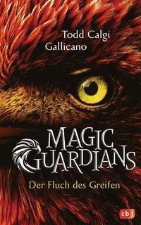 Cover von Magic Guardians - Der Fluch des Greifen