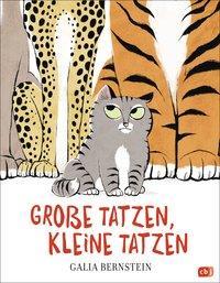 Cover von Große Tatzen, kleine Tatzen