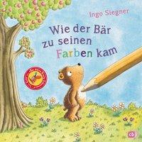 Cover von Wie der Bär zu seinen Farben kam