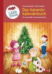 Cover von HABA Little Friends - Das große Adventskalenderbuch