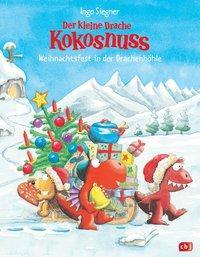 Cover von Der kleine Drache Kokosnuss - Weihnachtsfest in der Drachenhöhle