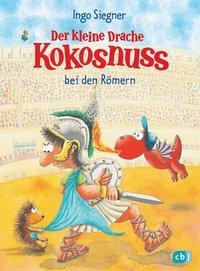 Cover von Der kleine Drache Kokosnuss bei den Römern