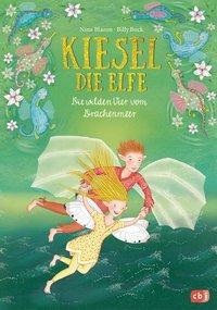 Cover von Kiesel, die Elfe - Die wilden Vier vom Drachenmeer