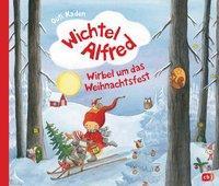 Cover von Wichtel Alfred - Wirbel um das Weihnachtsfest
