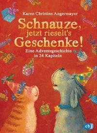 Cover von Schnauze, jetzt rieselt's Geschenke