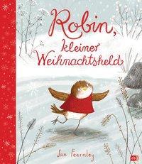 Cover von Robin, kleiner Weihnachtsheld