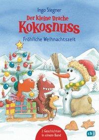 Cover von Der kleine Drache Kokosnuss - Fröhliche Weihnachtszeit