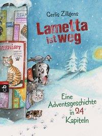 Cover von Lametta ist weg
