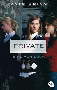 Cover von Private - Eine von euch