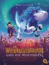 Cover von Der Weihnachtosaurus und die Winterhexe