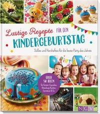 Cover von Lustige Rezepte für den Kindergeburtstag