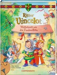Cover von Ritter Vincelot: Wettstreit um die Zauberflöte
