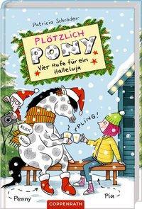 Cover von Plötzlich Pony (Bd. 4)