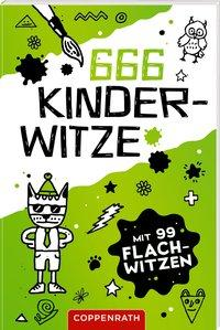 Cover von 666 Kinderwitze