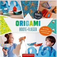 Cover von Origami Boote + Flieger