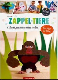 Cover von Zappel-Tiere