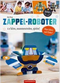 Cover von Zappel-Roboter