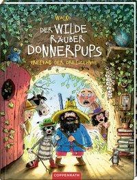 Cover von Der wilde Räuber Donnerpups