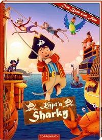 Cover von Käpt'n Sharky - Das Buch zum Film