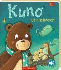 Cover von Kuno ist knallwach