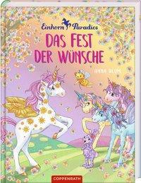 Cover von Einhorn-Paradies (Bd. 3): Das Fest der Wünsche
