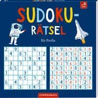 Cover von Sudoku-Rätsel für Profis