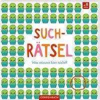 Cover von Such-Rätsel