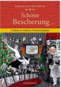 Cover von Kleines Adventsbuch - Schöne Bescherung