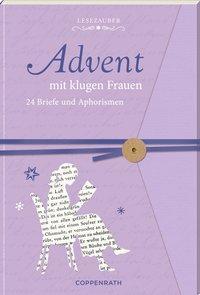 Cover von Briefbuch - Advent mit klugen Frauen