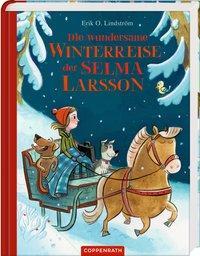 Cover von Die wundersame Winterreise der Selma Larsson